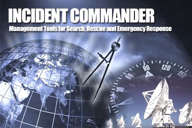 'Incident Commander' Opening Screen