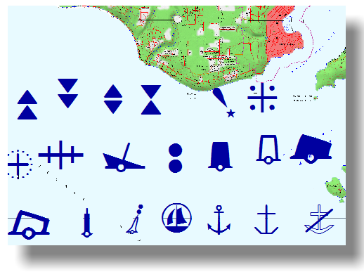 incident command system symbols